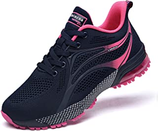 Womens Air Running Shoes Athletic Casual Sports Tennis...