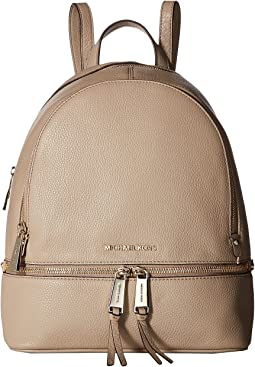 fdda66274d MICHAEL Michael Kors. Rhea Zip Medium Backpack.  298.00. Truffle
