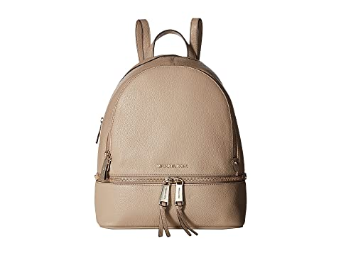MICHAEL Michael Kors Rhea Zip Medium Backpack at Zappos.com 07d630d2601