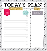 Carson Dellosa Today's Plan Notepad (151246)