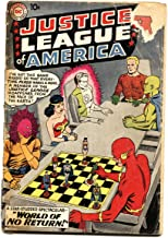 Justice League of America #1 First issue-DC KEY-Silver-Age comic