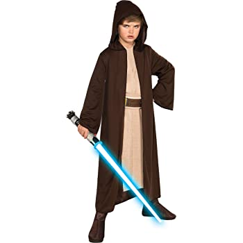 Star Wars RubieS -Disfraz Infantil Oficial Disney de Jedi: Amazon ...