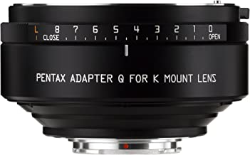 Pentax Q Adapter for K-Mount Lenses