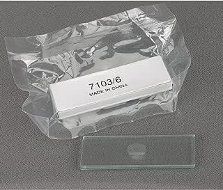 SEOH Microscope Slides Single Depression Pack of 6