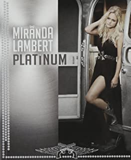 Miranda Lambert, Platinum, Limited Exclusive Deluxe Zine Pack edition CD, includes 64 page Magazine, 16 track CD, Collectible Window Cling + FREE Digital Download