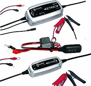 CTEK Professional Workshop Standard Charging with Maintenance and Monitoring Kit