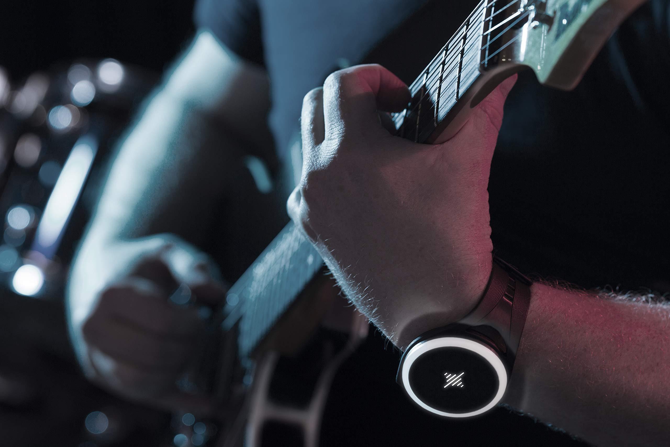 Soundbrenner Pulse | Smart, Vibrating & Wearable Metronome | Para ...