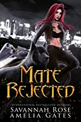 Mate Rejected: A Rejected Mate Shifter Romance (English Edition) Format Kindle