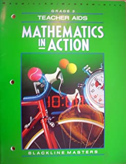 Mathematics in Action Grade 3 Blackline Masters (Teacher Aids, Grade 3)
