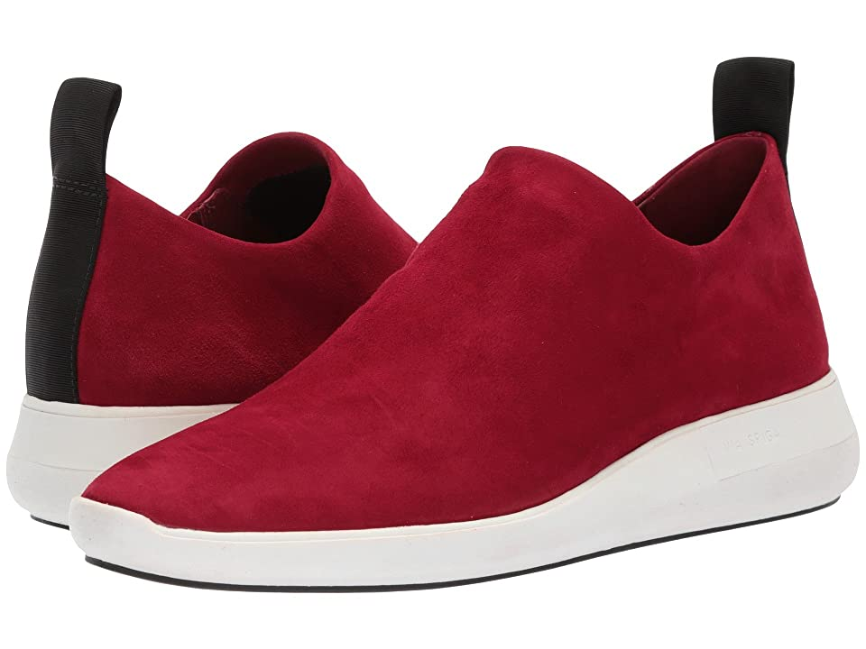 Via Spiga Marlow (Ruby Suede) Women