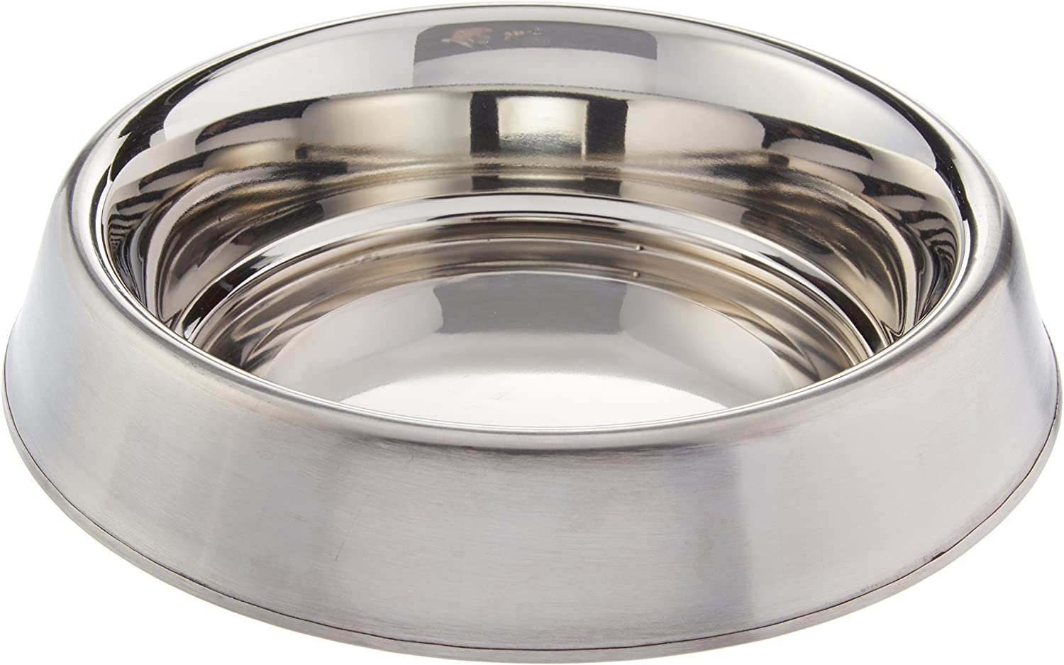GoGo Pet Products Stainless Steel AntiAnt Pet Dog Bowl, 32Ounce