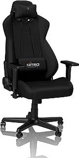 ARCHISS NC-S300-B Nitro Concepts ゲーミングチェア オフィスチェア ナイトロ・コンセプツ ブラック