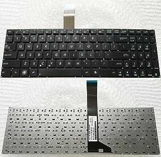 ASUS X550VX-MS71X550Vノートブックキーボード英語ラップトップキーパッドTecladoと互換性のある新しいブラックUSラップトップキーボード