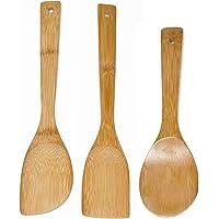 3-Piece Imusa USA WPAN-10011 Cookware Spoon Set