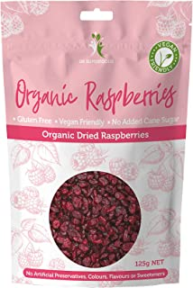 Dr Superfoods Dried Organic Raspberries
