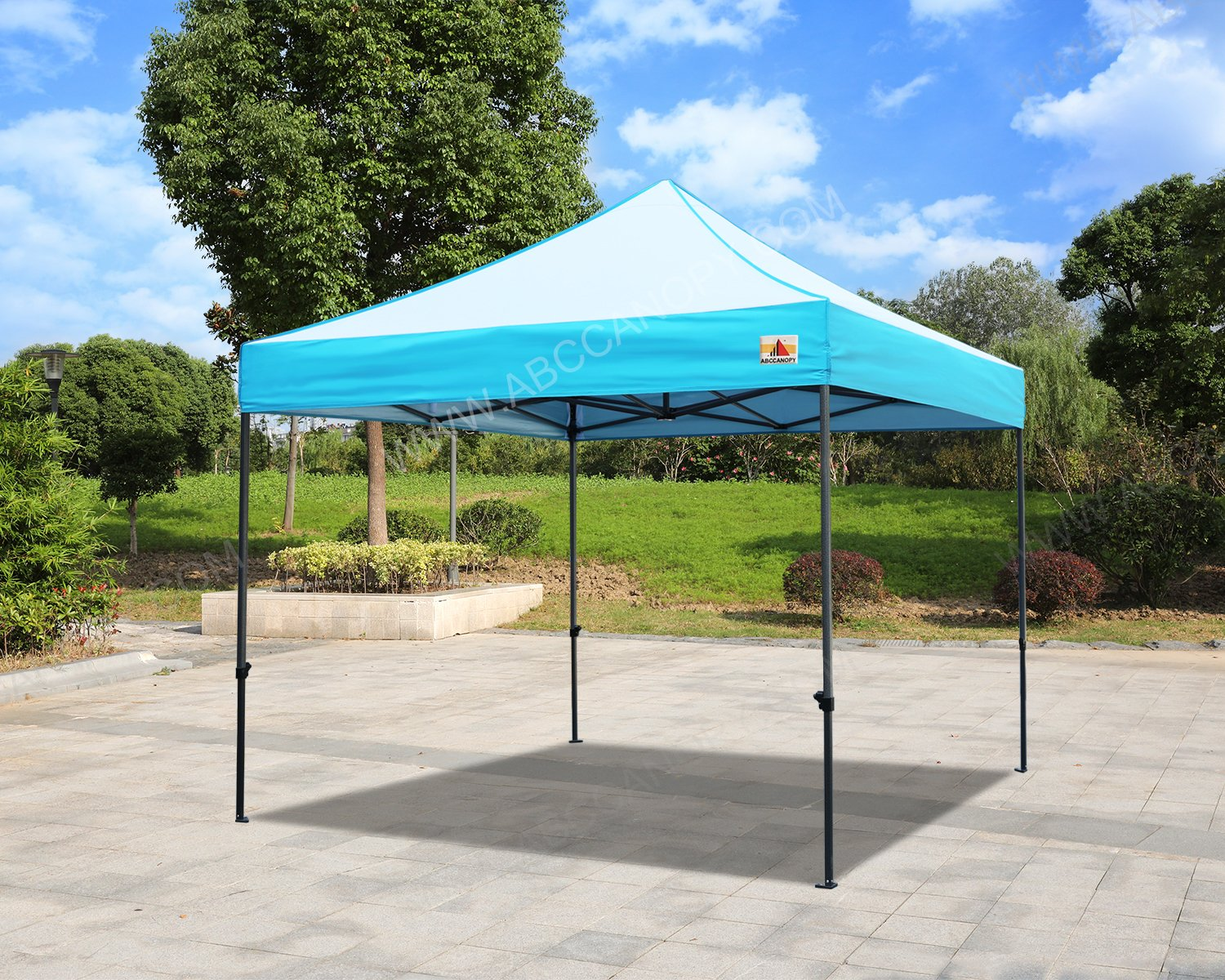 ABCCANOPY King Kong Serie Borde Mix Color toldo Gazebo Refugio: Amazon.es: Jardín