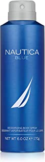 Nautica Blue Body Spray, 6 Fluid Ounce