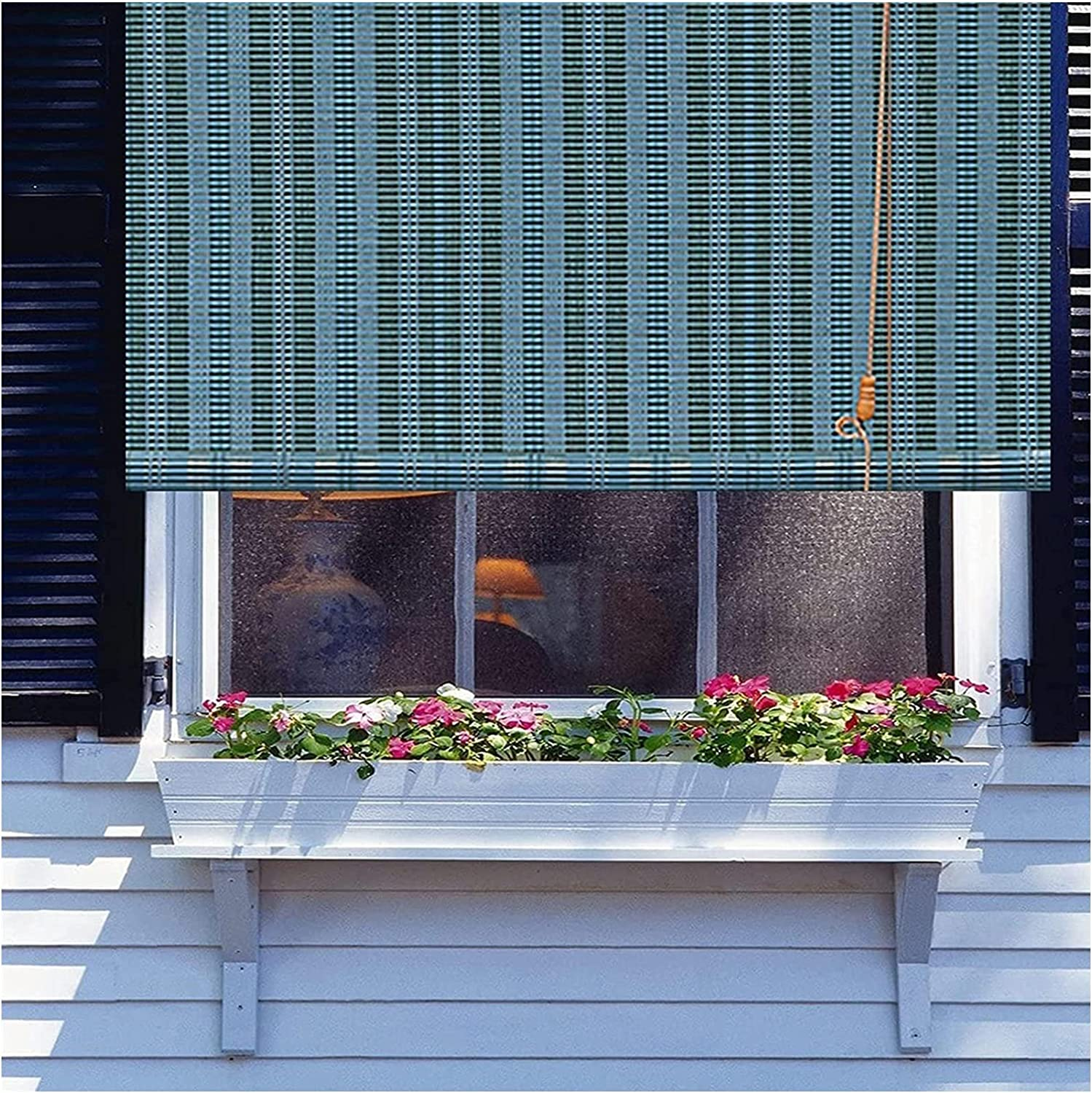 35% OFF Max 53% OFF Bamboo Blinds for Curtain Windows Roller