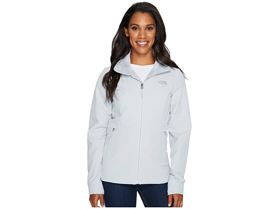 The North Face Shelbe Raschel Hoodie (High Rise Grey) Women