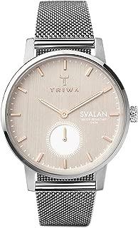 Triwa Women's Quartz Svalan Watch analog Display and Stainless Steel Strap, SVST102-MS121212