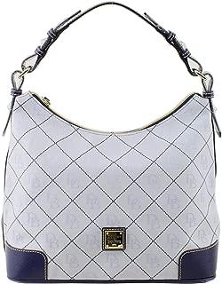 Dooney & Bourke Maxi Quilt Erica Shoulder Bag, Glacier Blue