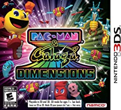 Jogo Pac-man & Galaga: Dimensions - 3ds