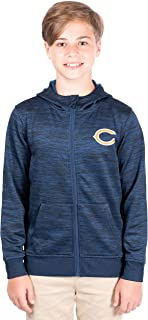 Ultra Game NFL Boys Extra Soft Fleece Pullover Hoodie Sweatshirt
