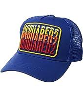 DSQUARED2 - Triple Logo Baseball Cap