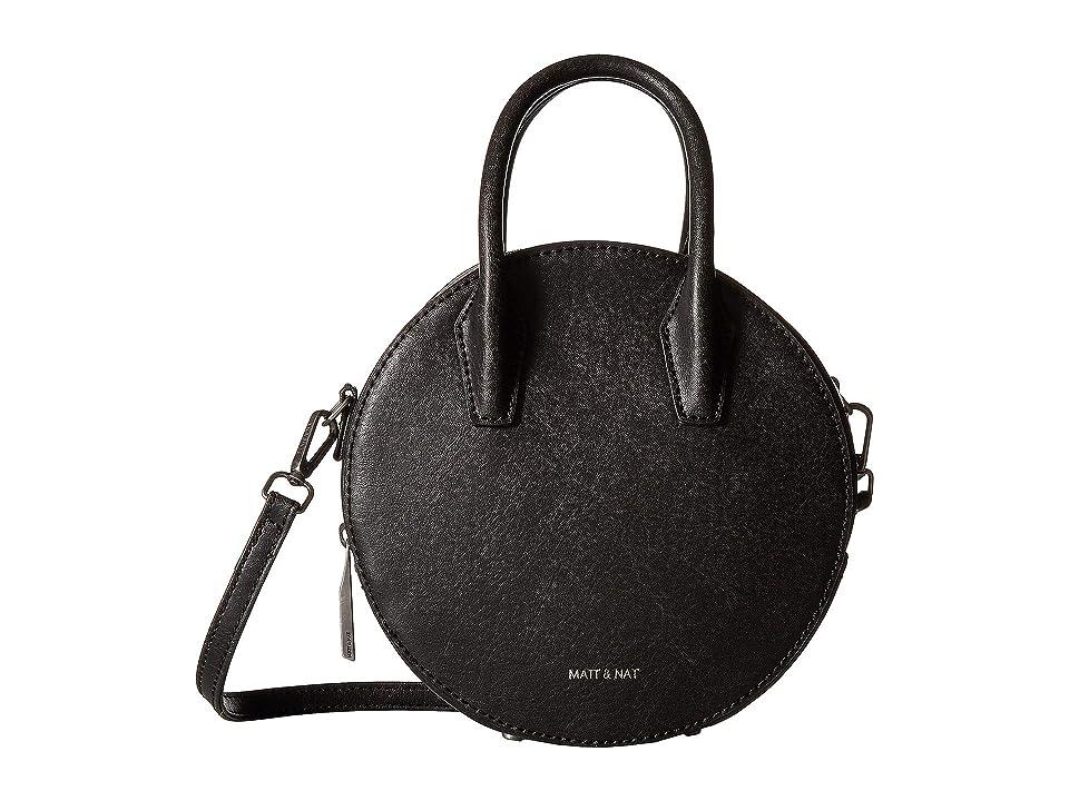 Matt & Nat Vintage Kate Mini (Black) Handbags