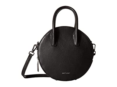 Matt & Nat Vintage Kate Mini (Black) Handbags