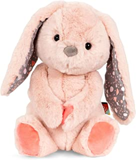 B. toys by Battat Happy Hues – Butterscotch Bunny – Soft & Cuddly Plush Bunny – Huggable Stuffed Animal Rabbit Toy â...