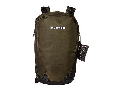 Burton Gorge Pack (Forest Night Cordura Ballistic) Bags
