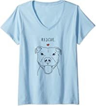 pitbull t shirts rescue
