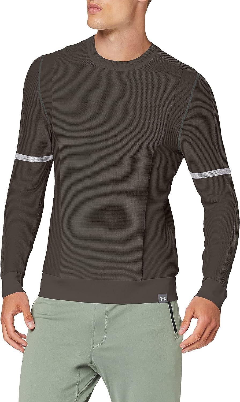 Under Armour Special price Men's UA IntelliKnit Phantom Save money Green Sweater LG