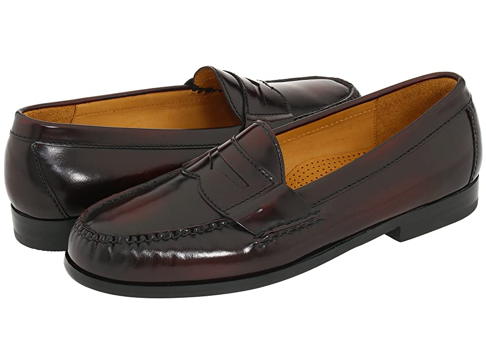 Cole Haan Pinch Penny (Burgundy) Men