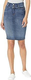 Liverpool Women's Hi-Rise Double Waistband Skirt
