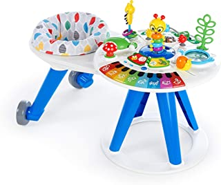 Baby Einstein 11311, Andador y Centro de Actividades Multilingue 4-en-1 Around We Grow, 6-36 Meses