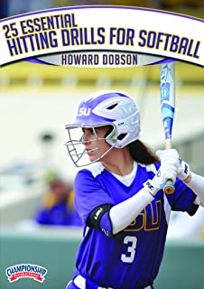 25 Essential Hitting Drills for Softball