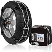 RUD 4716731 Snow Chains Centrax Comfort Mounting, Set of 2, N890