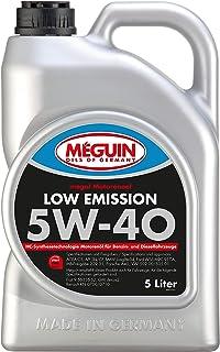 Meguin 6574 Megol Motoröl Low Emission SAE 5W 40, 5 L
