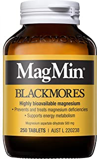 Blackmores MagMin (250 Tablets)