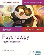 Edexcel A-level Psychology Student Guide 4: Psychological skills