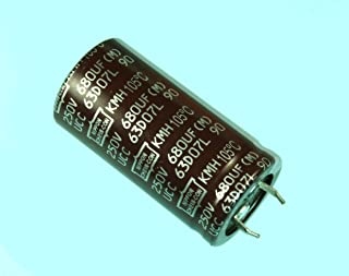 nippon capacitors electrolytic