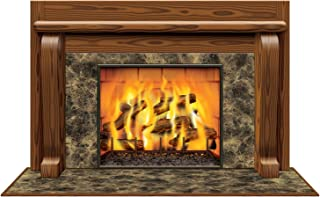 Fireplace Insta-View Party Accessory (1 count) (1/Pkg)