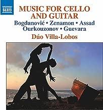 Bogdanović, Zenamon, Assad, Ourkouzonov & Guevara: Music for Cello & Guitar