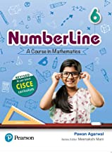 Number Line (Maths) | ICSE Class Sixth | Revised First Edition as per latest CISCE curriculum | By Pearson