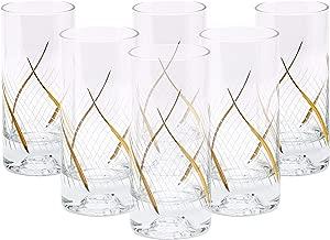 Highball Glasses Set of 4 Magicpro Highball Glasses Cocktail ...