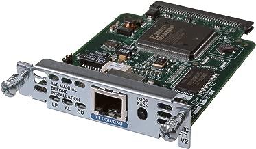 HWIC-1DSU-56K4= Cisco DSU//CSU High-Speed WAN Interface Card Renewed