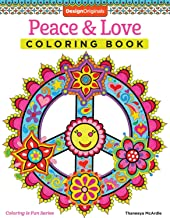 Peace & Love Coloring Book