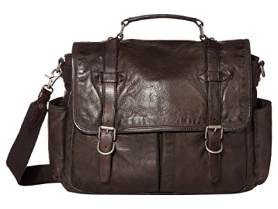 Frye Murray Brief (Carbon) Briefcase Bags